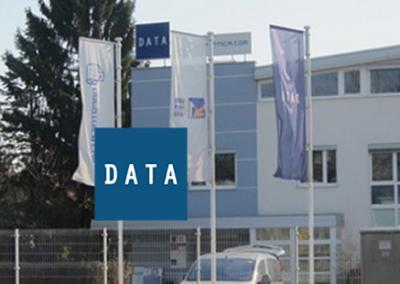 Data, poslovne storitve